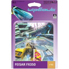 Фигурка Wipeout - TOTAKU Collection - Feiser FX350 Ship (10 см)