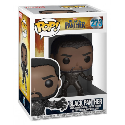 Головотряс Black Panther - POP! - Black Panther (9.5 см)