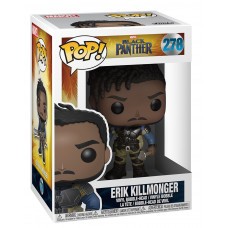Головотряс Black Panther - POP! - Erik Killmonger (9.5 см)
