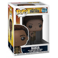 Головотряс Black Panther - POP! - Nakia (9.5 см)