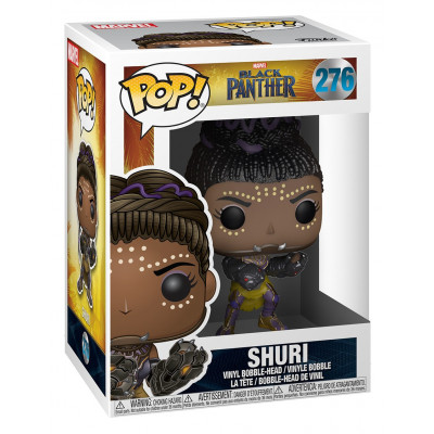 Головотряс Black Panther - POP! - Shuri (9.5 см)