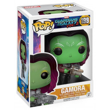 Головотряс Guardians of the Galaxy Vol.2 - POP! - Gamora (9.5 см)