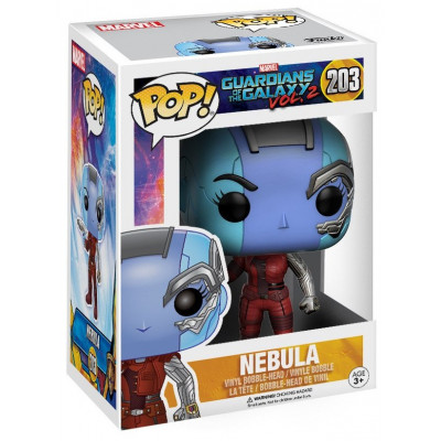 Головотряс Guardians of the Galaxy Vol.2 - POP! - Nebula (9.5 см)