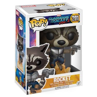 Головотряс Guardians of the Galaxy Vol.2 - POP! - Rocket (9.5 см)