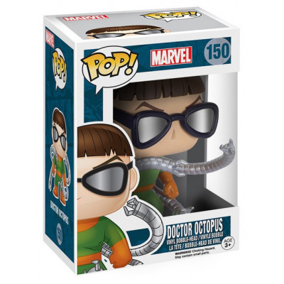 Головотряс Marvel - POP! - Doctor Octopus (9.5 см)