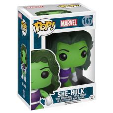 Головотряс Marvel - POP! - She-Hulk (9.5 см)