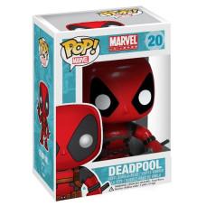 Головотряс Marvel Universe - POP! Marvel - Deadpool (9.5 см)