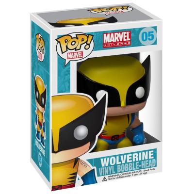 Головотряс Marvel Universe - POP! Marvel - Wolverine (9.5 см)