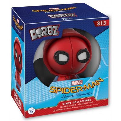 Фигурка Spider-Man: Homecoming - Dorbz - Spider-Man (Homemade Suit) (7.6 см)