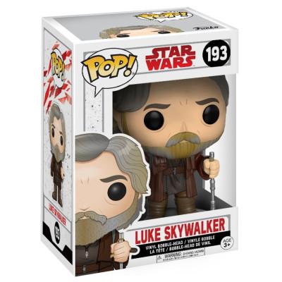 Головотряс Star Wars: Episode VIII The Last Jedi - POP! - Luke Skywalker (9.5 см)