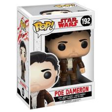 Головотряс Star Wars: Episode VIII The Last Jedi - POP! - Poe Dameron (9.5 см)