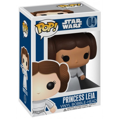 Головотряс Star Wars - POP! - Princess Leia (9.5 см)
