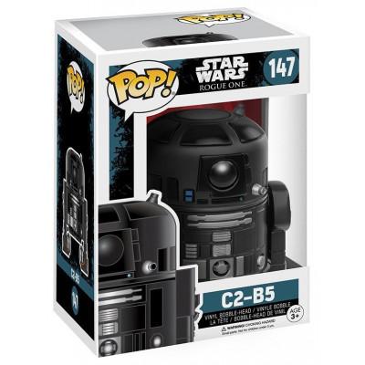 Головотряс Star Wars: Rogue One - POP! - C2-B5 (9.5 см)