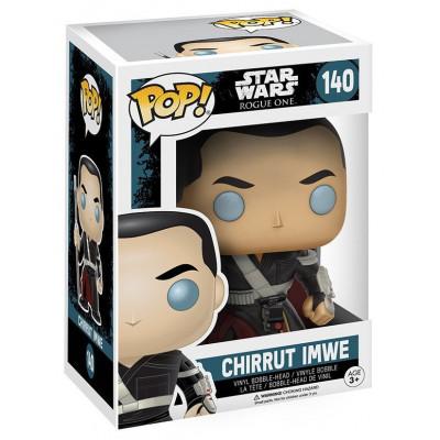 Головотряс Star Wars: Rogue One - POP! - Chirrut Imwe (9.5 см)