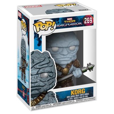 Головотряс Thor: Ragnarok - POP! - Korg (9.5 см)