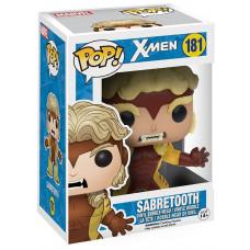 Головотряс X-Men - POP! - Sabretooth (9.5 см)