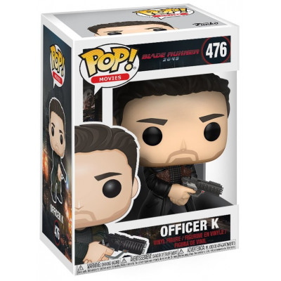 Фигурка Blade Runner 2049 - POP! Movies - Officer K (9.5 см)