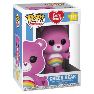 Фигурка Care Bears - POP! Animation - Cheer Bear (9.5 см)