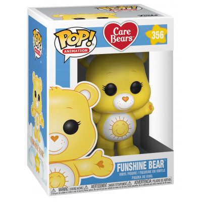 Фигурка Care Bears - POP! Animation - Funshine Bear (9.5 см)