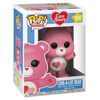 Фигурка Care Bears - POP! Animation - Love-A-Lot Bear (9.5 см)