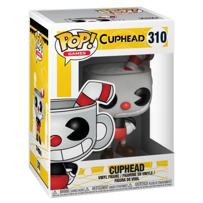 Фигурка Cuphead - POP! Games - Cuphead (9.5 см)