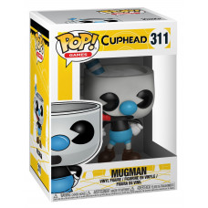 Фигурка Cuphead - POP! Games - Mugman (9.5 см)