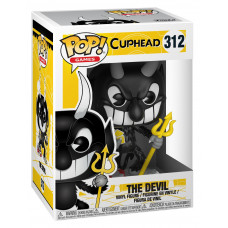 Фигурка Cuphead - POP! Games - The Devil (9.5 см)