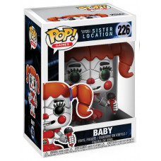 Фигурка Five Nights at Freddy's: Sister Location - POP! Games - Baby (9.5 см)