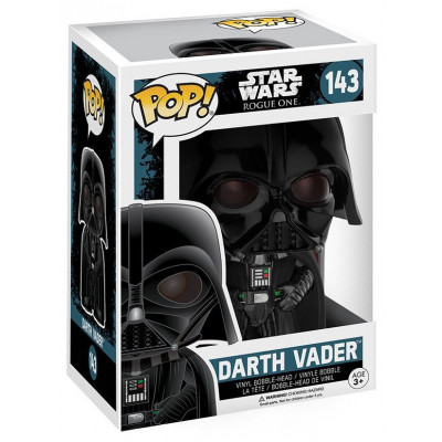 Головотряс Star Wars: Rogue One - POP! - Darth Vader (9.5 см)