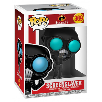Фигурка Incredibles 2 - POP! - Screenslaver (9.5 см)