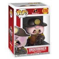 Фигурка Incredibles 2 - POP! - Underminer (9.5 см)