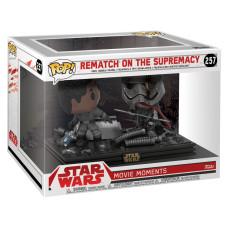 Набор головотрясов Star Wars: The Last Jedi - POP! Movie Moments - Rematch on the Supremacy (9.5 см)