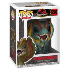 Фигурка Jurassic Park 25th Anniversary - POP! Movies - Dilophosaurus (9.5 см)