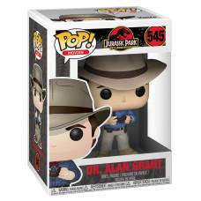 Фигурка Jurassic Park 25th Anniversary - POP! Movies - Dr Alan Grant (9.5 см)