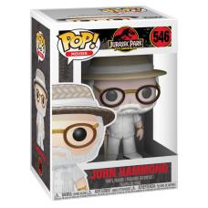 Фигурка Jurassic Park 25th Anniversary - POP! Movies - John Hammond (9.5 см)