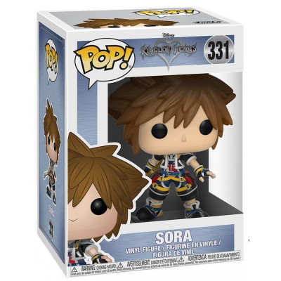 Фигурка Kingdom Hearts - POP! Games - Sora (9.5 см)