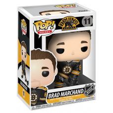Фигурка NHL: Boston - POP! Hockey - Brad Marchand (9.5 см)