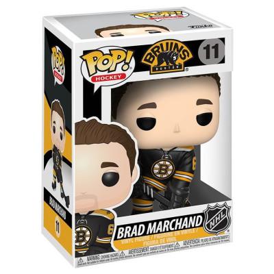 Фигурка NHL - POP! Hockey - Brad Marchand (9.5 см)