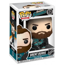 Фигурка NHL - POP! Hockey - Brent Burns (9.5 см)