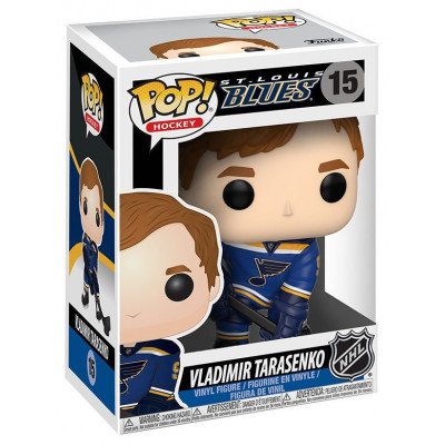 Фигурка NHL - POP! Hockey - Vladimir Tarasenko (9.5 см)