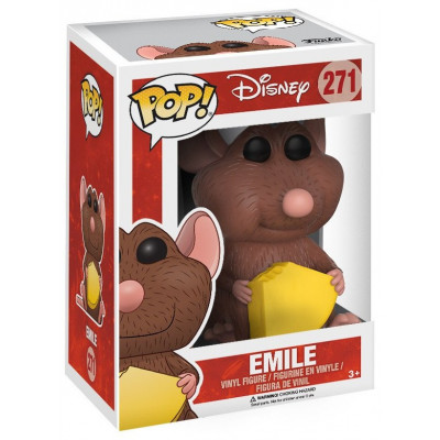 Фигурка Ratatouille - POP! - Emile (9.5 см)