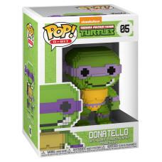 Фигурка Teenage Mutant Ninja Turtles - POP! 8-Bit - Donatello (9.5 см)
