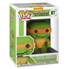 Фигурка Teenage Mutant Ninja Turtles - POP! 8-Bit - Michelangelo (9.5 см)