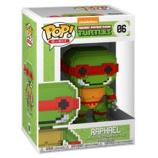 Фигурка Teenage Mutant Ninja Turtles - POP! 8-Bit - Raphael (9.5 см)
