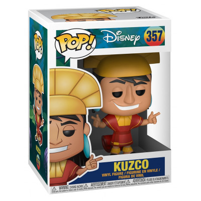 Фигурка The Emperor's New Groove - POP! - Kuzco (9.5 см)