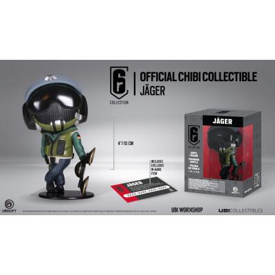 Фигурка Tom Clancy's Rainbow Six: Siege - Six collection - Jager (10 см)
