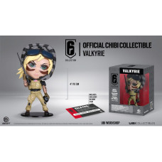 Фигурка Tom Clancy's Rainbow Six: Siege - Six collection - Valkyrie (10 см)