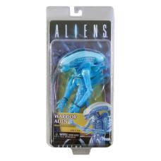 Фигурка Aliens - Action Figure: Series 11 - Kenner Blue Warrior Alien (18 см)