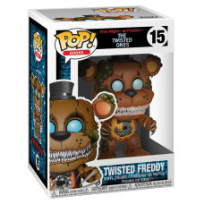 Фигурка Five Nights at Freddy's: The Twisted Ones - POP! Books - Twisted Freddy (9.5 см)