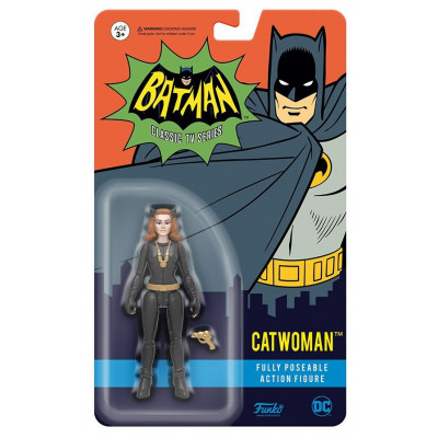 Фигурка Batman: The Animated Series - Action Figures - Catwoman (9.5 см)